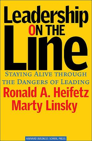 Heifetz-Linsky-Leadership-On-The-Line